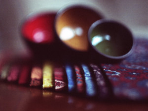 Bowls and Textiles