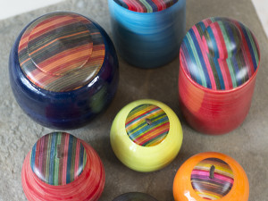 Colourful Jars
