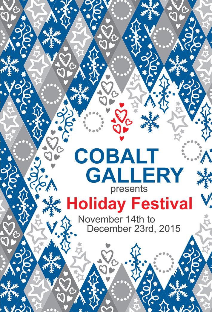 Cobalt Holiday Festival 2015 print