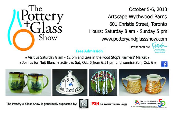 Pottery Clay Toronto Studio Gallery Classes