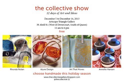 Collective Show evite